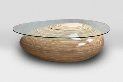 Стол кофейный «Wooden stone»