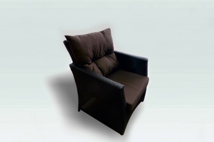 """Кресло """"Амелия""""  простое плетение"""