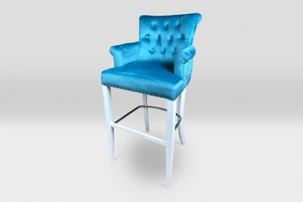 Кресло барное HoReCa Премиум с кольцом